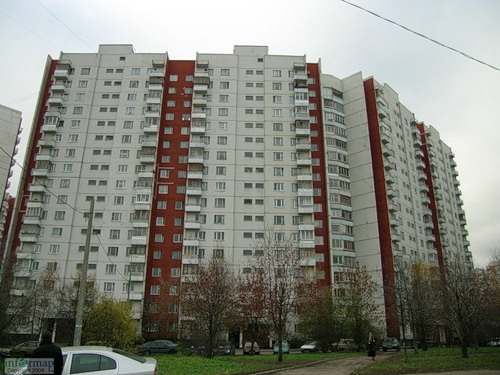 Серия домов п 3 фото